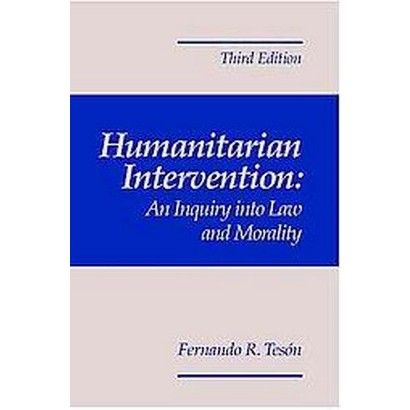 Humanitarian Intervention (Revised / Updated) (Hardcover)