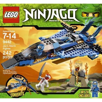 LEGO® Ninjago Jay's Storm Fighter 9442