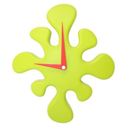 Lumi Source Mini Splat Clock