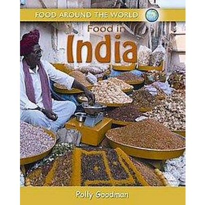 Food in India (Hardcover)