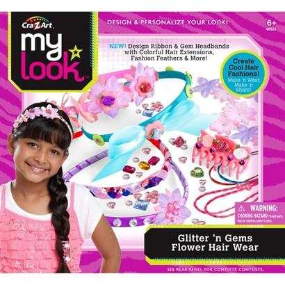 Upc 884920465213 Cra Z Art My Look Glitter Hair Wear Upcitemdb Com