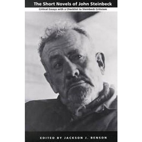 The Short Novels of John Steinbeck (Paperback)
