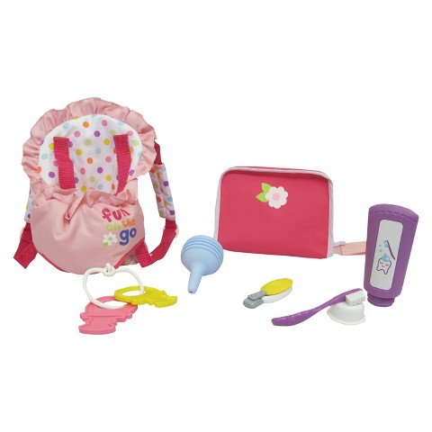 Circo Baby Doll Personal Care Set
