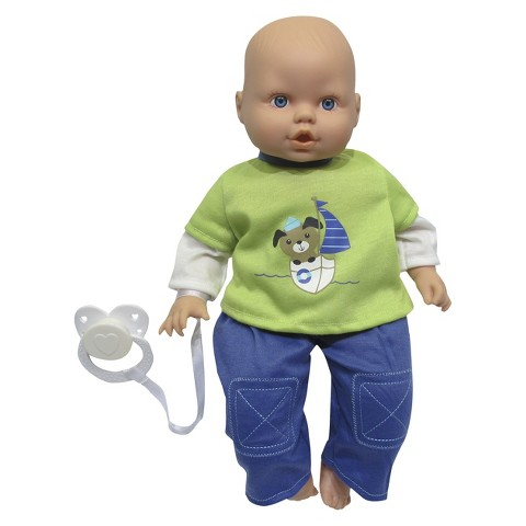 Circo boy baby doll product details page