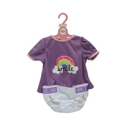 Circo T-Shirt and Diaper