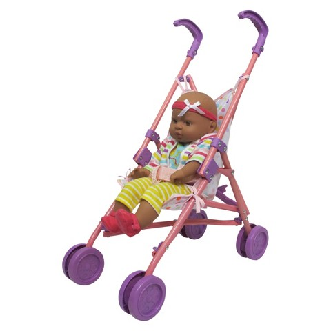 Circo stroller baby doll african american product details page