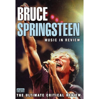 Bruce Springsteen: Music in Review (With Book)