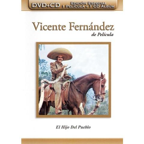 Hijo del Pueblo (DVD/CD)