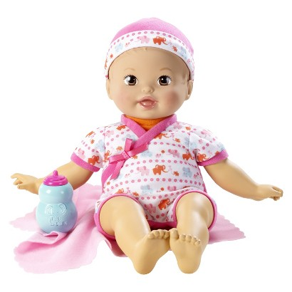 Little Mommy Baby Doll