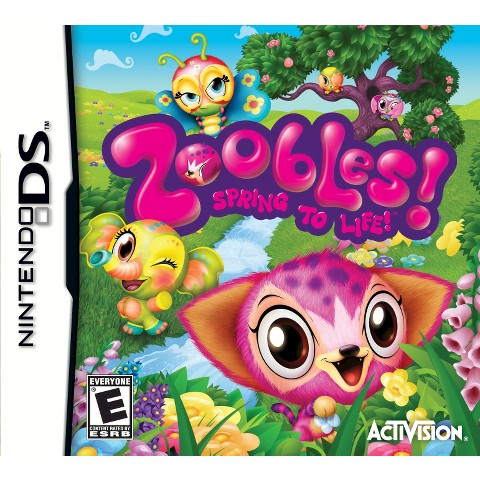 Zoobles (Nintendo DS)