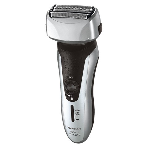 Panasonic Arc4 Nanotech 4-Blade Wet/Dry Men's Shaver