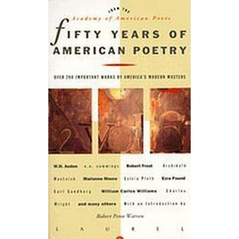 Fifty Years of American Poetry (Reprint) (Paperback)