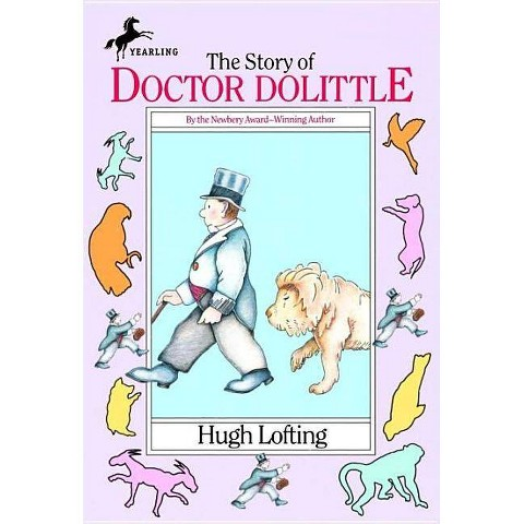 The Story of Dr. Dolittle (Reprint) (Paperback)