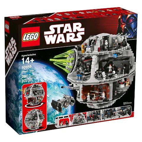 LEGO® Star Wars Death Star 10188