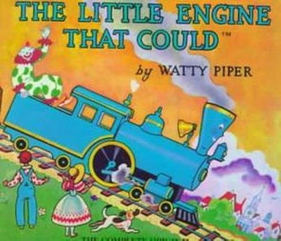 The Little Engine That Could ( Mini Edition) (Hardcover)