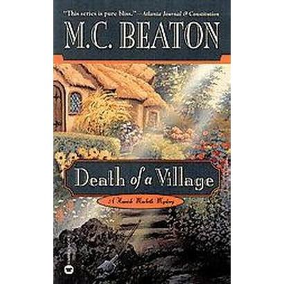 Death of a Village (Reissue) (Paperback)