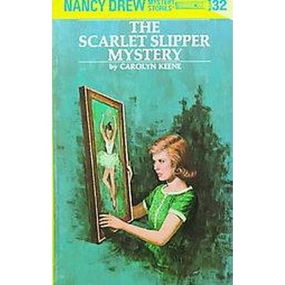 The Scarlet Slipper Mystery (Revised) (Hardcover)