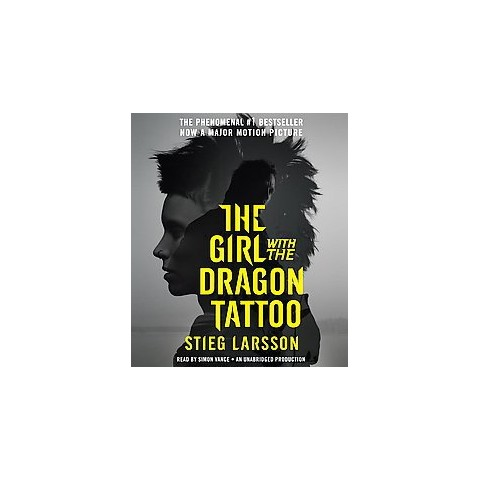 The Girl With the Dragon Tattoo (Unabridged) (Compact Disc)