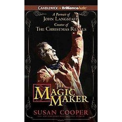 The Magic Maker (Unabridged) (Compact Disc)