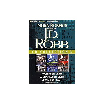 J.D. Robb CD Collection 3 (Abridged) (Compact Disc)