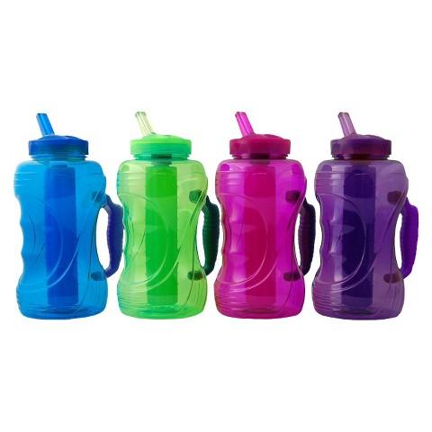 Plastic Freezer Bottle 56-oz.