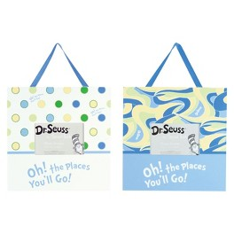 Dr. Seuss by Trend Lab Oh The Places You'll Go Blue Collection