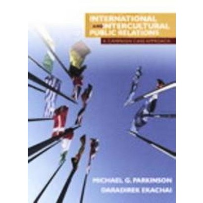 International And Intercultural Public Relations (Hardcover)