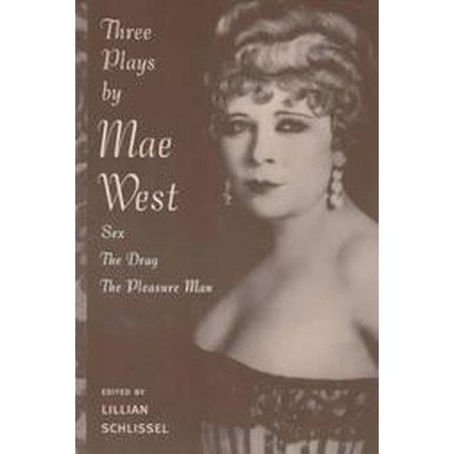 Three Plays by Mae West (Paperback)