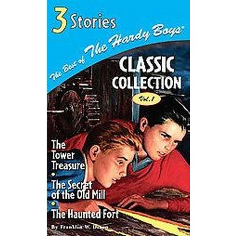 The Best of the Hardy Boys Classic Collection (1) (Hardcover)