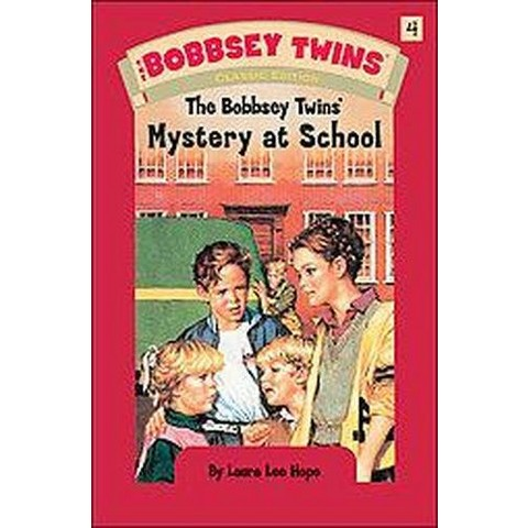 The Bobbsey Twins' Mystery At School (Hardcover)