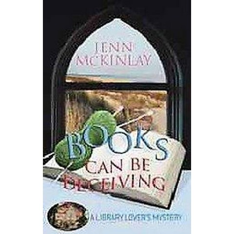 Books Can Be Deceiving (Large Print) (Hardcover)