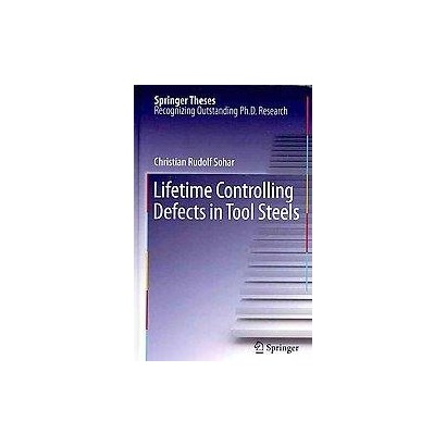 Lifetime Controlling Defects in Tool Steels (Hardcover)