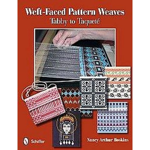 Weft-Faced Pattern Weaves (Spiral)