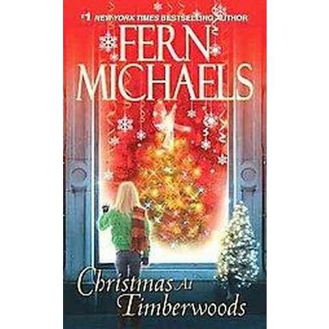Christmas at Timberwoods (Large Print) (Paperback)