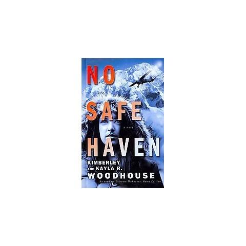 No Safe Haven (Large Print) (Hardcover)