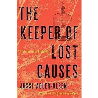 The Keeper of Lost Causes (Large Print) (Hardcover)