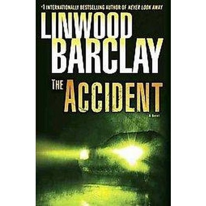 The Accident (Large Print) (Hardcover)