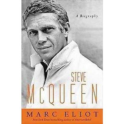 Steve Mcqueen (Large Print) (Hardcover)