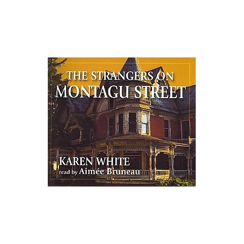 The Strangers on Montagu Street (Unabridged) (Compact Disc)