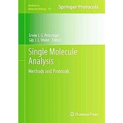 Single Molecule Analysis (Hardcover)