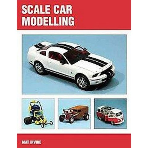 Scale Car Modelling (Paperback)