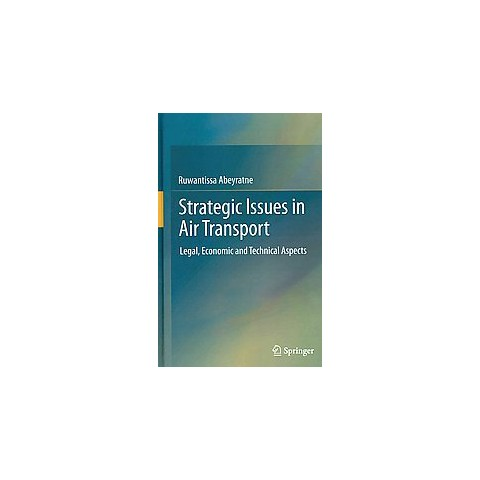 Strategic Issues in Air Transport (Hardcover)