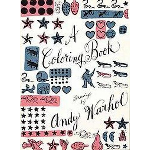 A Coloring Book (Paperback)