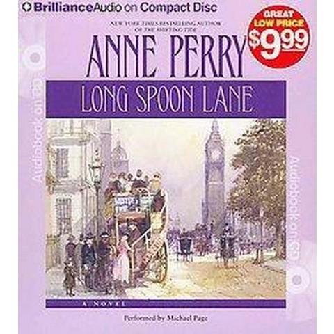 Long Spoon Lane (Abridged) (Compact Disc)