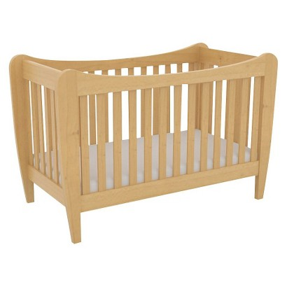 Lolly & Me McKinley 4-in-1 Convertible Crib - Natural