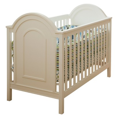 Lolly & Me Ellery 3-in-1 Convertible Crib