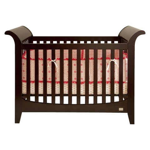 Lolly & Me Taylor 3-in-1 Convertible Crib