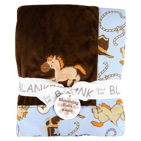 Cowboy Blanket