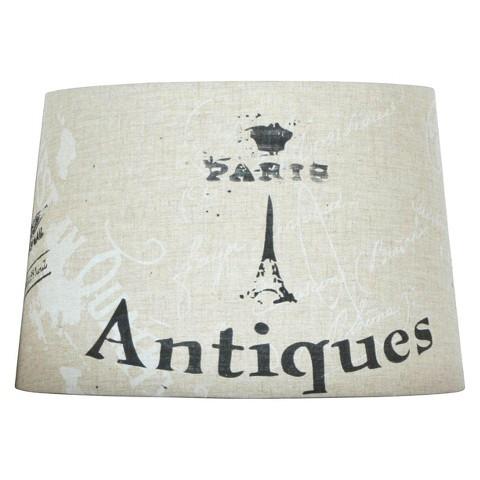 Threshold™ Paris Scene Printed Lamp Shade - Tan Large