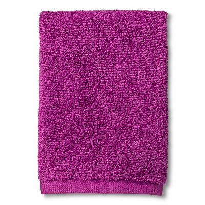 Room Essentials™ Fast Dry Hand Towel - Berry